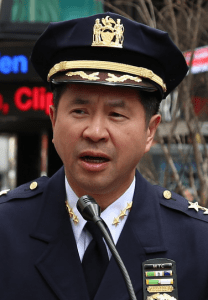 NYPD Chief of Transportation Thomas Chan can save lives and prevent injuries by concentrating traffic enforcement on reckless drivers, rather than cyclists. Photo: NYC DOT