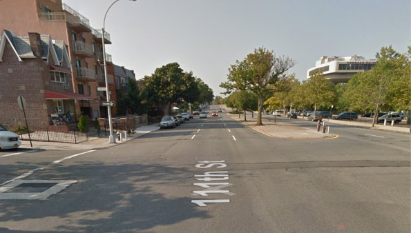 111th Street is a barrier to Flushing Meadows-Corona Park. Local residents, advocates, and Council Member Julissa Ferreras want to change that. Image: Google Maps