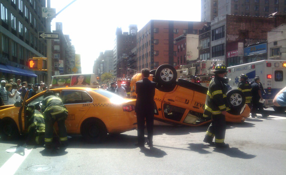 TLC Bolsters Cab Driver Safety Regs, Minus NYC Road Test