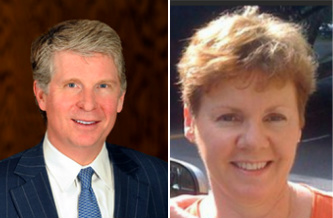 DA Cy Vance won a homicide conviction at trial against the driver who killed Jean Chambers while turning into a crosswalk. Jean Chambers photo via DNAinfo