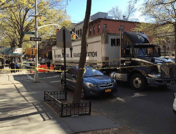 Off-Route Semi Truck Driver Kills Cyclist in Park Slope