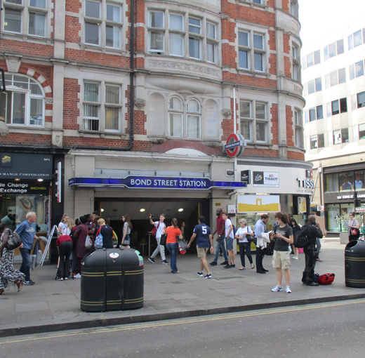 Piccadilly Street London