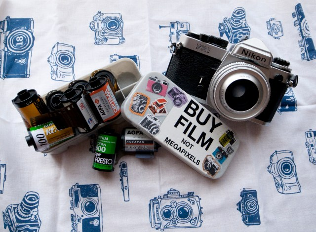 10 Reasons I Switched From Digital To Film