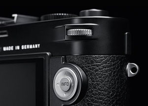Leica M 240 Thumb Rest