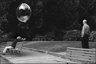 Blake Andrews Laurelhurst Park, October 2002