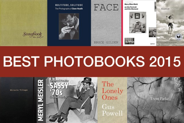 StreetShootr's List Of Lists Of The Best Photobooks 2015