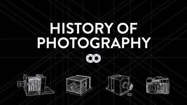 History Of Photography In 5 Minutes