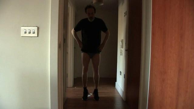 A Kinder, Gentler Bruce Gilden - Bruce Gilden Underpants