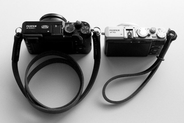 Fuji X70 Street Review - Compared To X100T