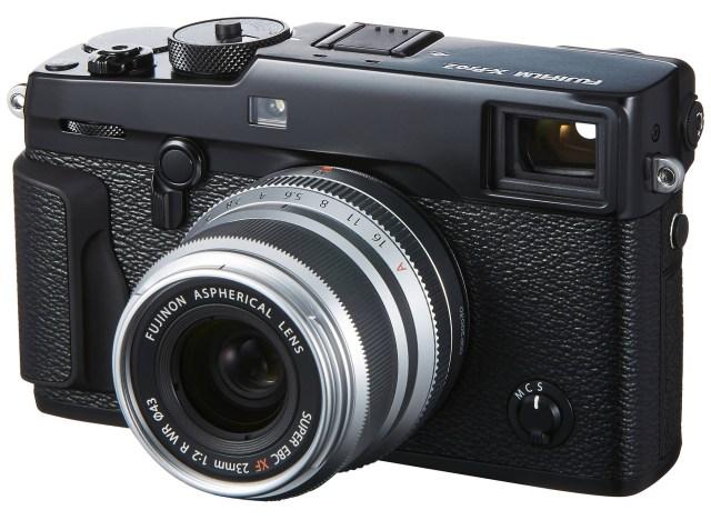 Fuji 23mm f/2 Silver XPro2