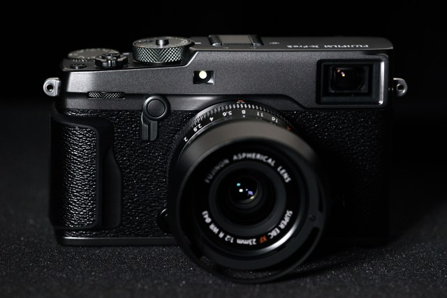 Fuji XPro2 Graphite Edition - Grey Is The New Black