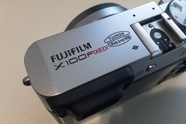 Fuji X100F Manual Focus Reset Fixed