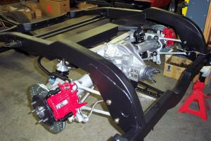 19681982 C3 Replacement Chassis  Chassis Packages