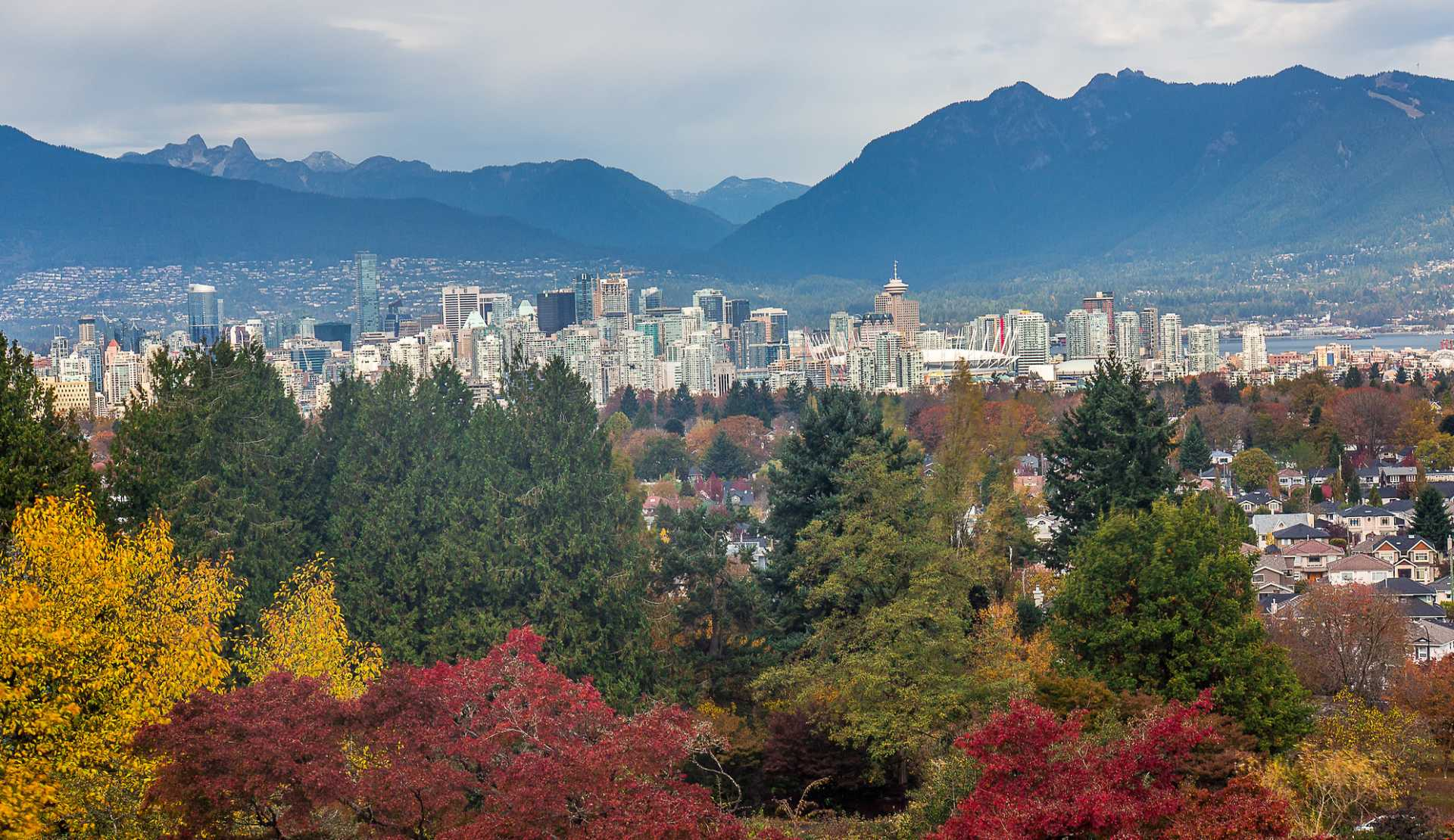 Victoria Falls Live Wallpaper 10 Things To Do In Vancouver This Fall Streetside