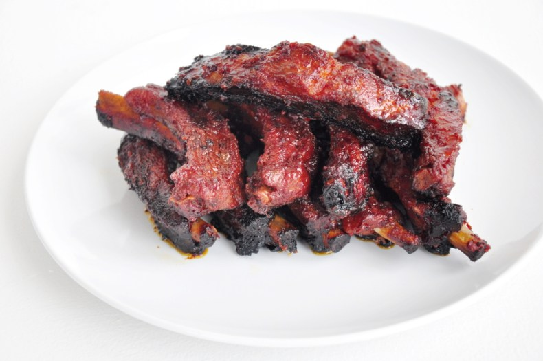 Roasted Pork Ribs