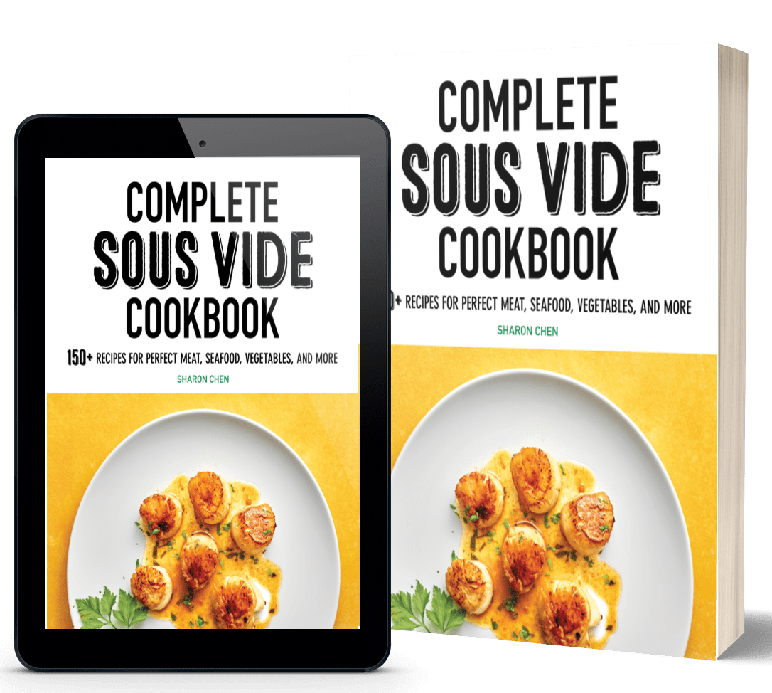 Complete Sous Vide Cookbook cover