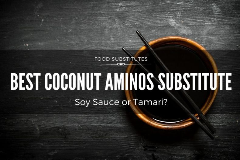 StreetSmart Kitchen coconut aminos substitute featured image