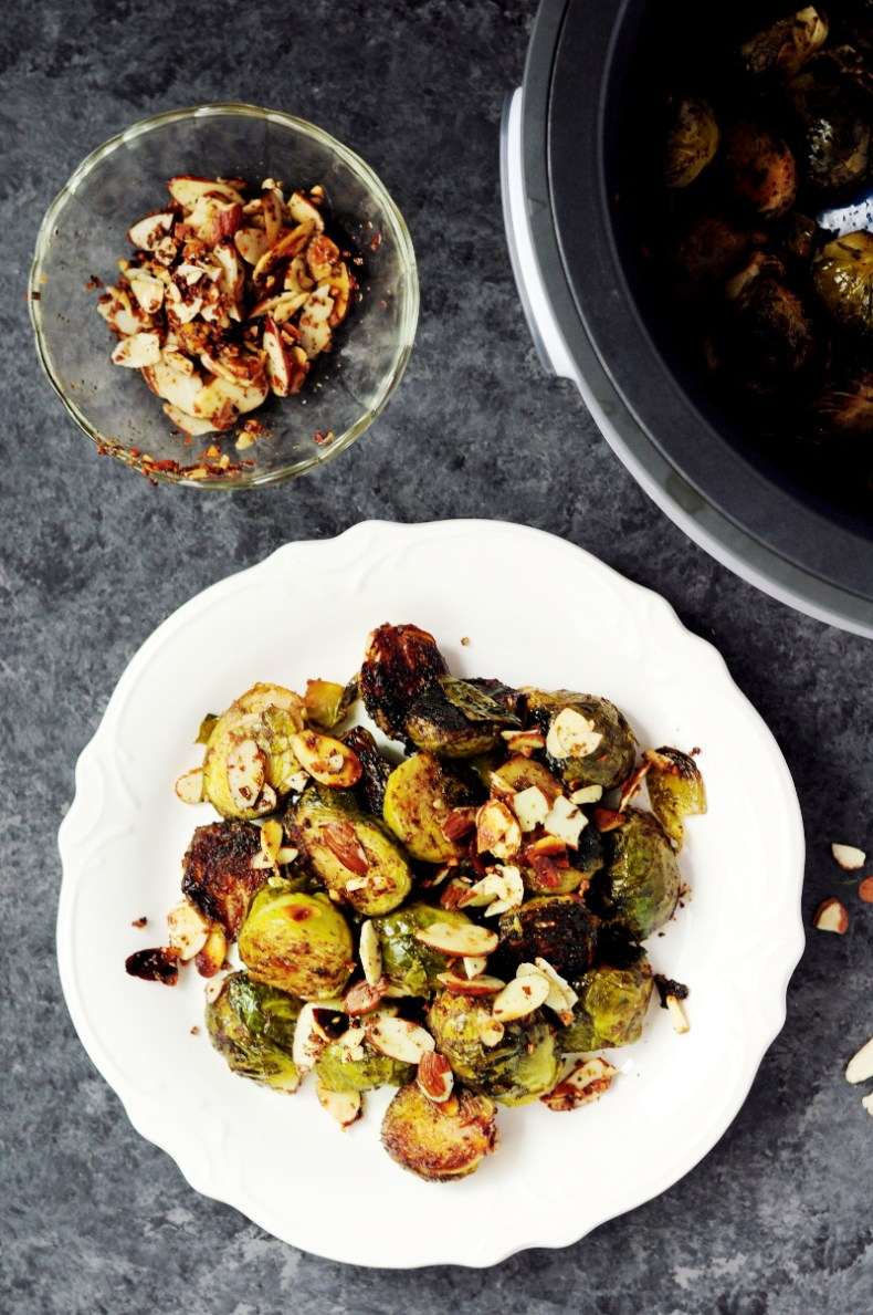 A detailed recipe comparison of how using the Fusion Cooker to cook Brussels sprouts recipe can save 44% of your time and 84% of energy compared to roasting them in an oven.