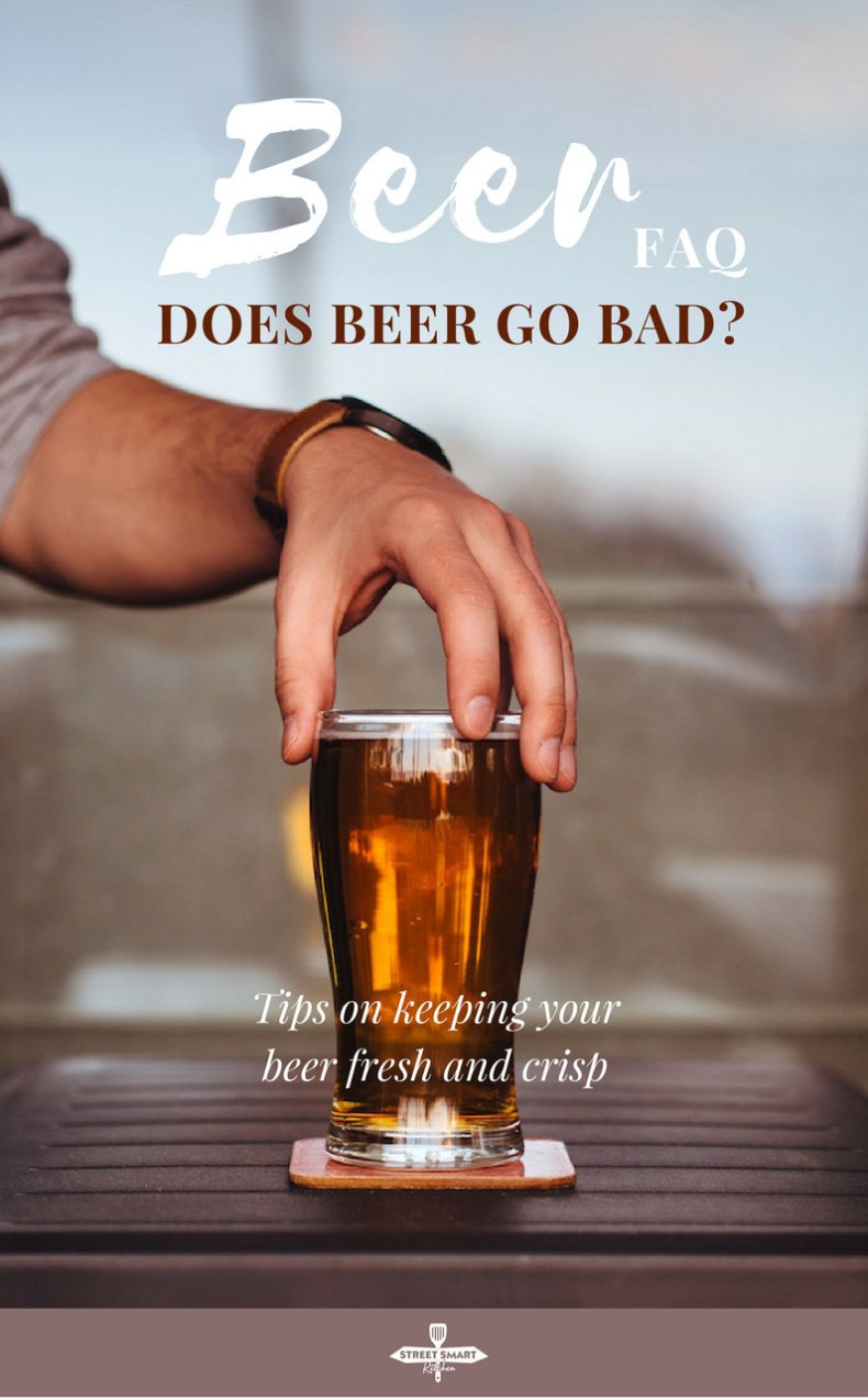 Does beer go bad? How long is beer good for after born on date? Discover the signs of bad beer and tips on proper storage of beer.