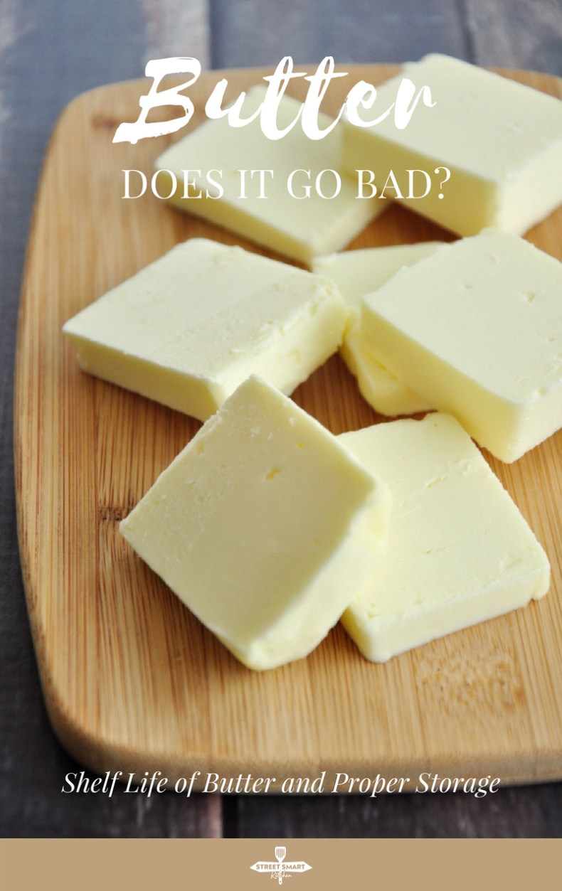 Does butter go bad? Yes, it does! Find out how long butter and ghee can last, the signs of rancid butter, and how to properly store butter and ghee.