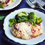 Craving comfort food? This baked chicken parmesan recipe is a quicker, healthier, and equally tasty version of the traditional dish you know and love.