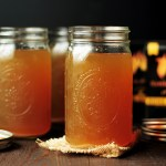 Homemade Chicken Bone Broth