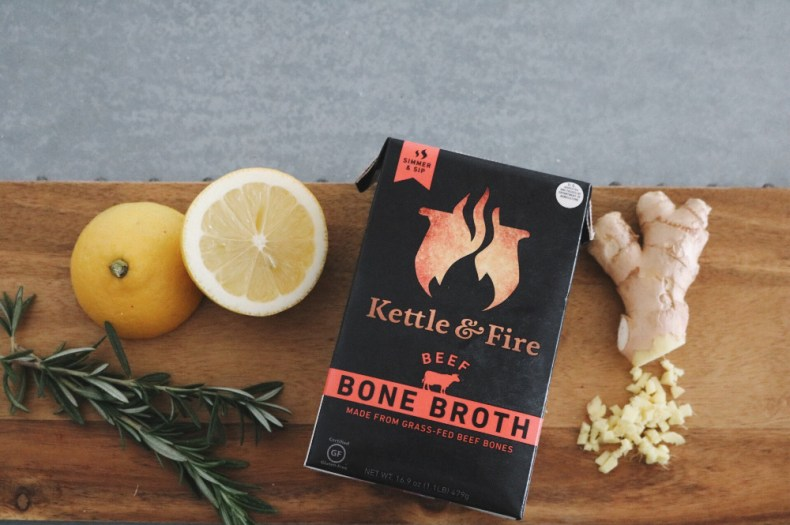 Kettle & Fire Beef Bone Broth