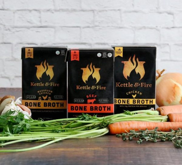 Kettle & Fire Bone Broth