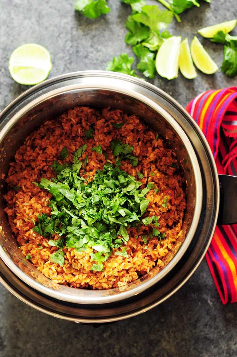 A detailed step-by-step guide on how to make Mexican rice that's authentic, healthy, and addictive every single time. Recipe included.