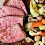 One-Pan Oven Roast with Vegetables