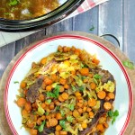 Easy Mississippi roast made in a slow cooker. This recipe makes a delicious gravy. Serve it with mashed potatoes for a completed satisfying meal. Hope you enjoy!
