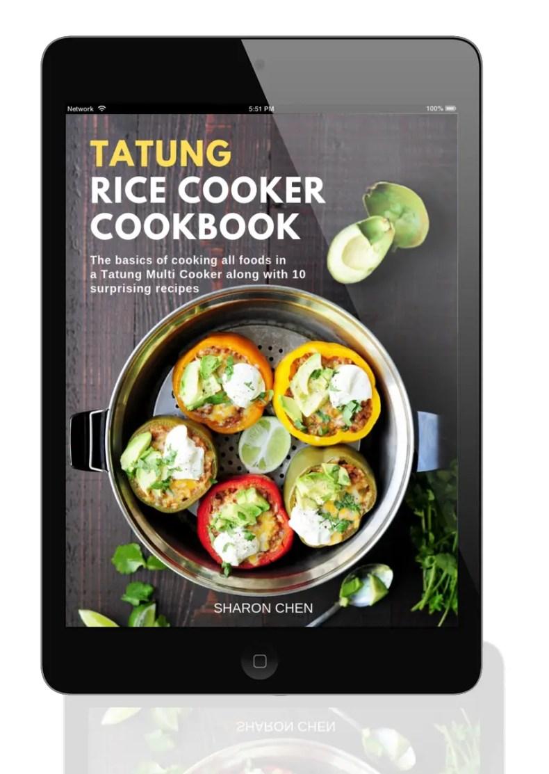Tatung Rice Cooker Cookbook - iPad
