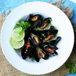Thai-Style Steamed Mussels