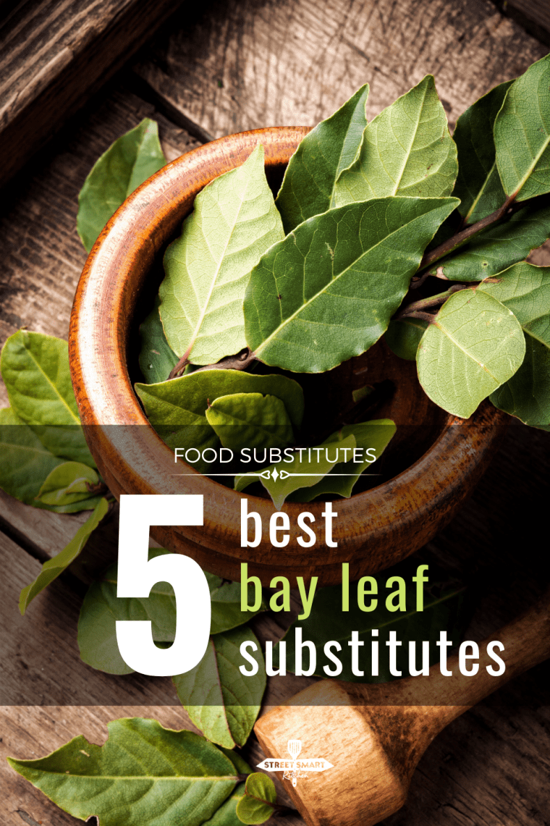 The Best Bay Leaf Substitute (5 Options) - Pin