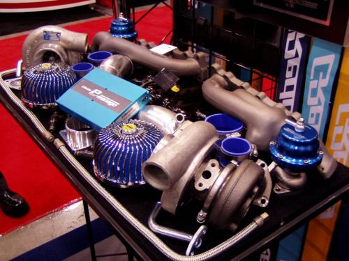 small resolution of greddy twin turbo kit 350z w intercooler 8 900 00