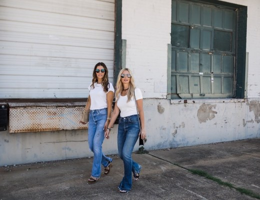 Vintage Denim Without The Hassle//Tiffany Davros//Dallas Fashion Blogger//The Street Edit//Worn In Jeans//Vintage Slim tee