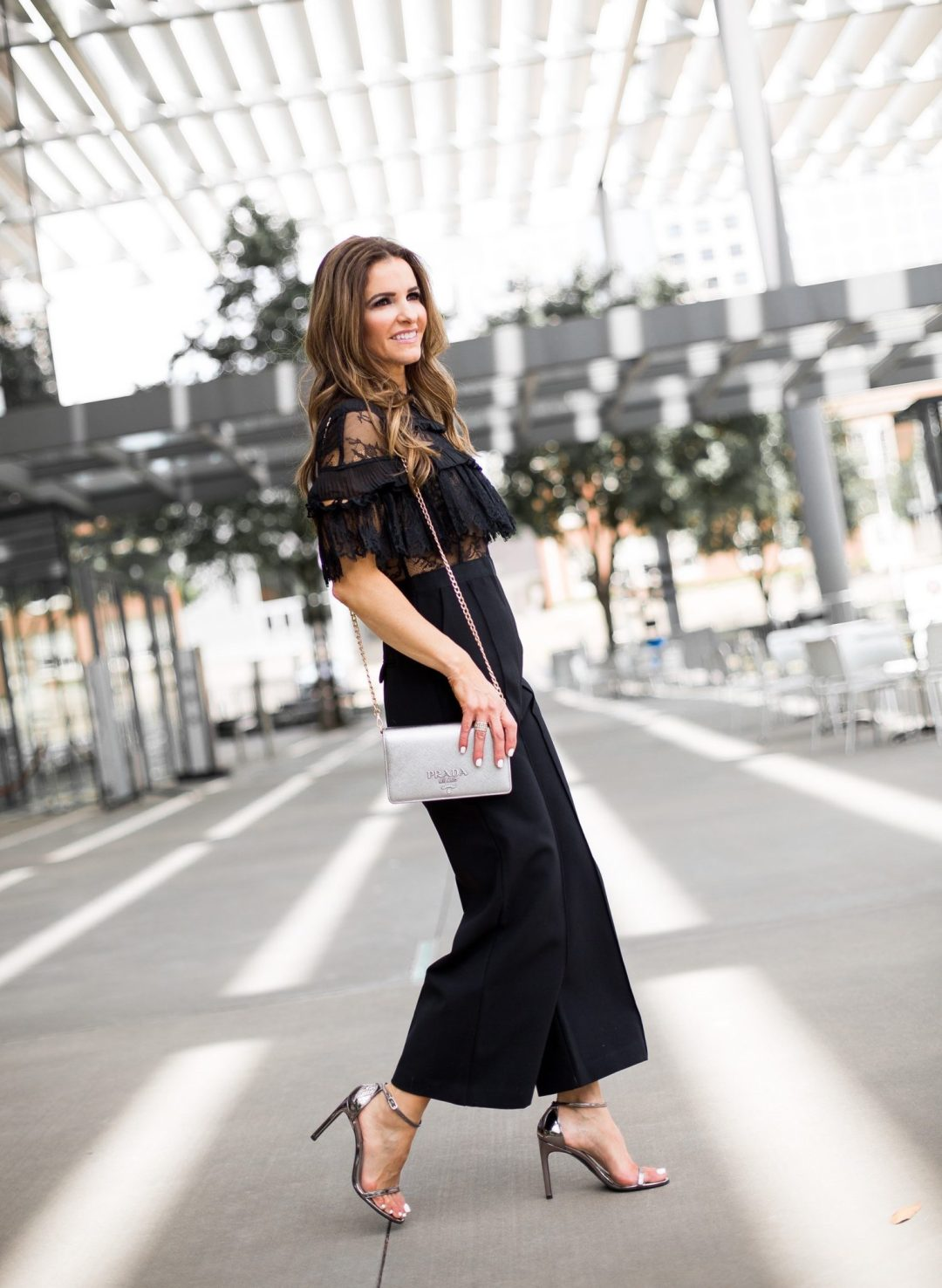 8a8248749d16 Chic Black Jumpsuit Perfect For A Summer Wedding
