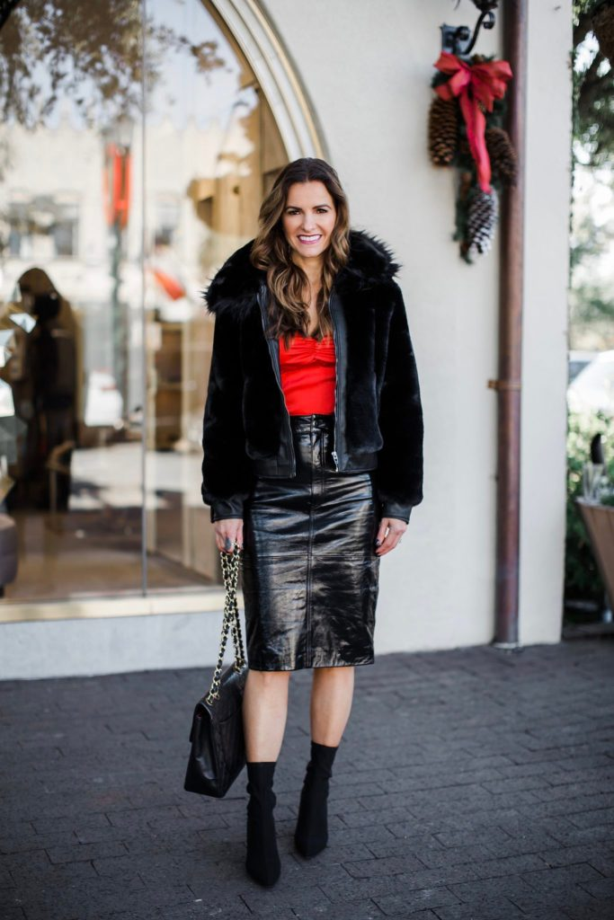 0ae0d4f66e1c Holiday Attire Gift Guide + My Faux Fur Look Included | Street Style ...