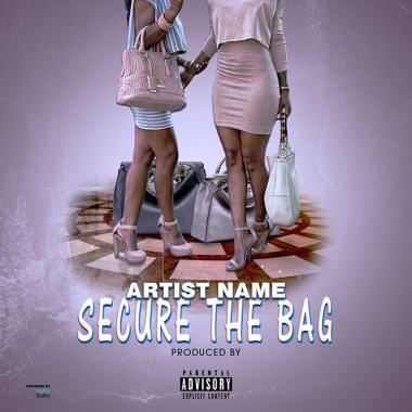 Secure The Bag Single Cover Template