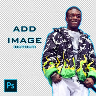 Add Image (cutout)