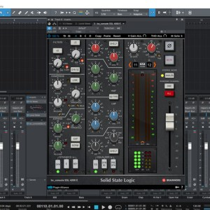 Studio One 4 - Mixing Template