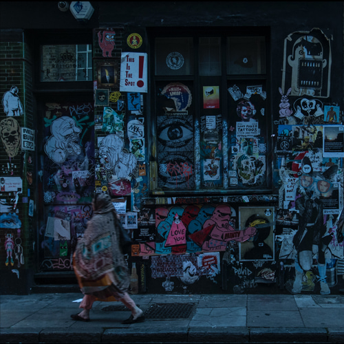 Street Chatter - Intense Beat