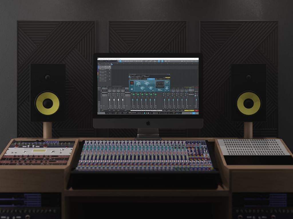 Streetz Myestro Studio One 5 Fat Channel Mixing Template