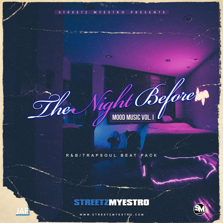 The Night Before - Mood Music Vol. I