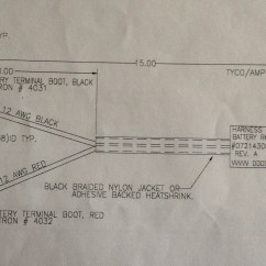 Rascal 600 Wiring Diagram 2001 Dodge Alternator Electric Mobility 255 43