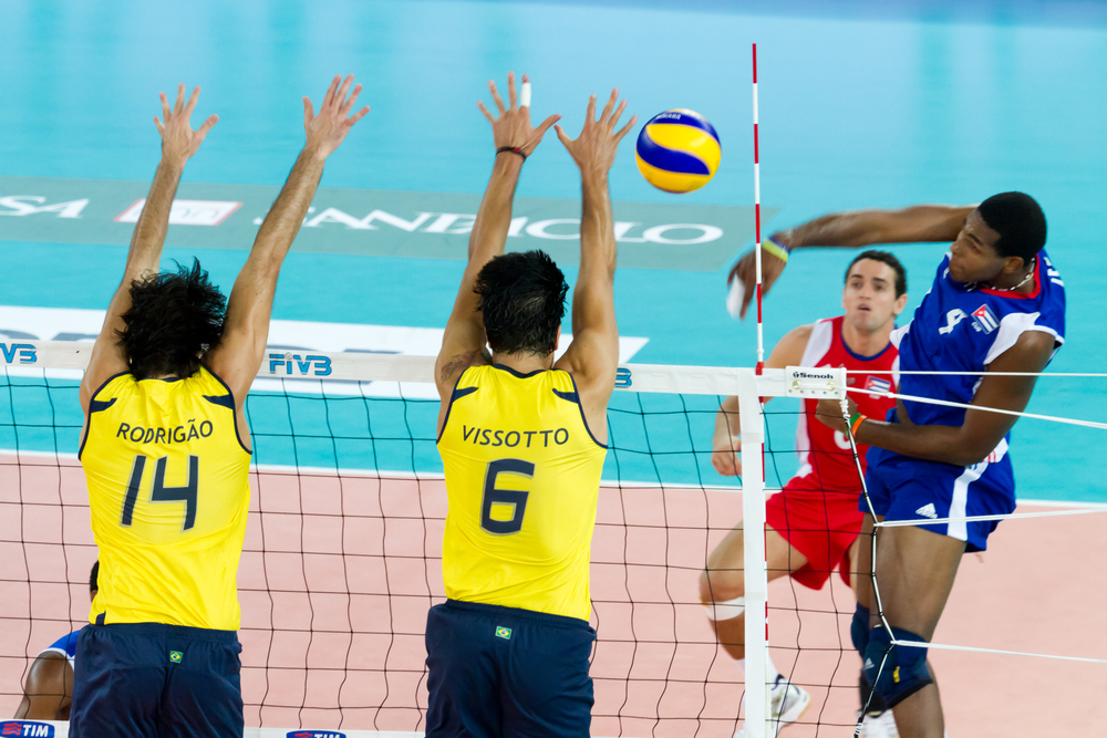 Highest Volleyball Jump