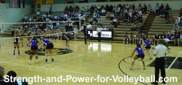 volleyball 4 2 offense diagram holiday rambler travel serve receive rotations for a formations strategies and tips