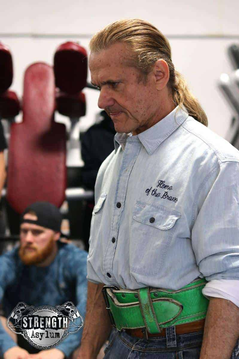 Tom Platz Squat Clinic Strength Asylum