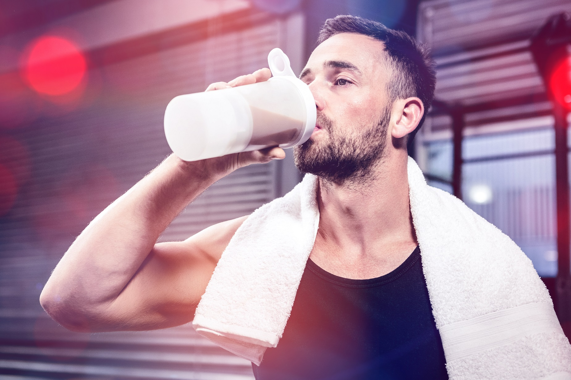 Protein after Workout for Muscle Growth