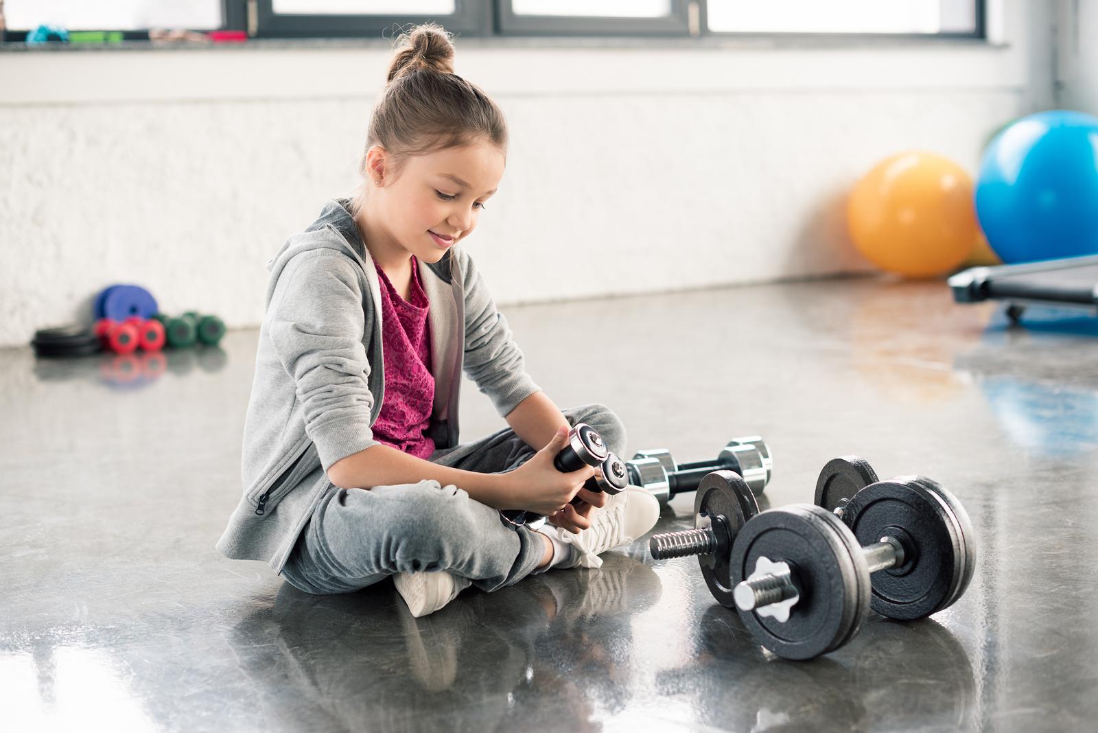 StrengthLog's Training Program for Children and Adolescents